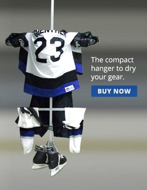 Hockey Valet Hockey Dry Rack For Wet Gear